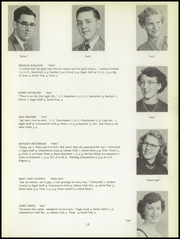 Page 17, 1952 Edition, Wayne Central High School - Eagle Yearbook (Ontario, NY) online yearbook collection