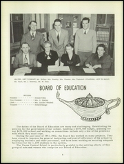 Page 8, 1952 Edition, Wayne Central High School - Eagle Yearbook (Ontario, NY) online yearbook collection