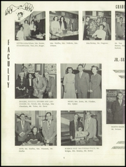 Page 10, 1953 Edition, Wayne Central High School - Eagle Yearbook (Ontario, NY) online yearbook collection