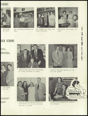 Page 11, 1953 Edition, Wayne Central High School - Eagle Yearbook (Ontario, NY) online yearbook collection
