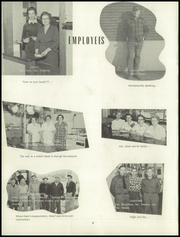 Page 12, 1953 Edition, Wayne Central High School - Eagle Yearbook (Ontario, NY) online yearbook collection
