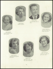 Page 17, 1953 Edition, Wayne Central High School - Eagle Yearbook (Ontario, NY) online yearbook collection