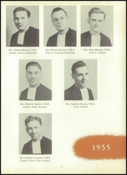 Page 15, 1955 Edition, St Helena High School - Helenian Yearbook (Bronx, NY) online yearbook collection