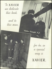 Page 11, 1951 Edition, Xavier High School - Xavier Yearbook (New York, NY) online yearbook collection