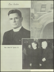 Page 12, 1951 Edition, Xavier High School - Xavier Yearbook (New York, NY) online yearbook collection