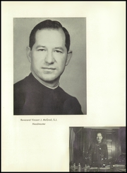 Page 15, 1956 Edition, Xavier High School - Xavier Yearbook (New York, NY) online yearbook collection
