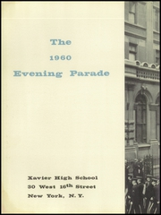 Page 6, 1960 Edition, Xavier High School - Xavier Yearbook (New York, NY) online yearbook collection