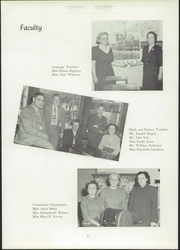 Page 17, 1951 Edition, Herkimer High School - Ye Green Quill Yearbook (Herkimer, NY) online yearbook collection