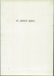Page 5, 1951 Edition, Herkimer High School - Ye Green Quill Yearbook (Herkimer, NY) online yearbook collection