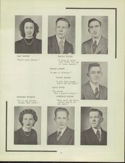 Page 11, 1946 Edition, Sidney High School - Reflector Yearbook (Sidney, NY) online yearbook collection