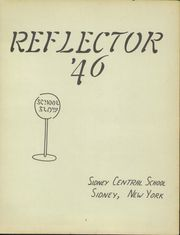Page 3, 1946 Edition, Sidney High School - Reflector Yearbook (Sidney, NY) online yearbook collection