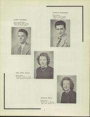 Page 7, 1946 Edition, Sidney High School - Reflector Yearbook (Sidney, NY) online yearbook collection