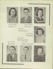 Page 9, 1946 Edition, Sidney High School - Reflector Yearbook (Sidney, NY) online yearbook collection