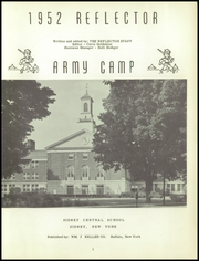 Page 5, 1952 Edition, Sidney High School - Reflector Yearbook (Sidney, NY) online yearbook collection