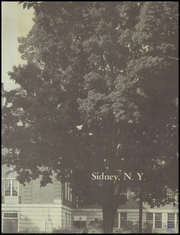 Page 3, 1954 Edition, Sidney High School - Reflector Yearbook (Sidney, NY) online yearbook collection
