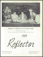 Page 5, 1954 Edition, Sidney High School - Reflector Yearbook (Sidney, NY) online yearbook collection