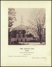 Page 5, 1959 Edition, Sidney High School - Reflector Yearbook (Sidney, NY) online yearbook collection