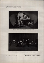 Page 152, 1933 Edition, A B Davis High School - Maroon and White Yearbook (Mount Vernon, NY) online yearbook collection