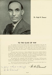 Page 10, 1939 Edition, A B Davis High School - Maroon and White Yearbook (Mount Vernon, NY) online yearbook collection