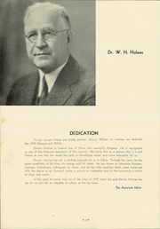Page 8, 1939 Edition, A B Davis High School - Maroon and White Yearbook (Mount Vernon, NY) online yearbook collection