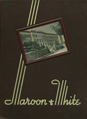 A B Davis High School - Maroon and White Yearbook (Mount Vernon, NY) online yearbook collection, 1944 Edition, Page 1