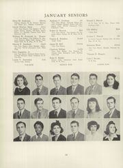 Page 24, 1944 Edition, A B Davis High School - Maroon and White Yearbook (Mount Vernon, NY) online yearbook collection