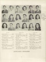 Page 25, 1944 Edition, A B Davis High School - Maroon and White Yearbook (Mount Vernon, NY) online yearbook collection