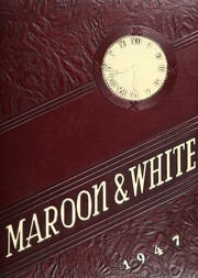 A B Davis High School - Maroon and White Yearbook (Mount Vernon, NY) online yearbook collection, 1947 Edition, Page 1