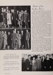 Page 16, 1947 Edition, A B Davis High School - Maroon and White Yearbook (Mount Vernon, NY) online yearbook collection