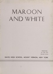Page 7, 1947 Edition, A B Davis High School - Maroon and White Yearbook (Mount Vernon, NY) online yearbook collection