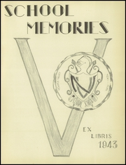 Page 3, 1943 Edition, Newark Valley Central High School - Cardinal Yearbook (Newark Valley, NY) online yearbook collection