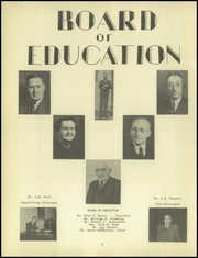 Page 8, 1943 Edition, Newark Valley Central High School - Cardinal Yearbook (Newark Valley, NY) online yearbook collection