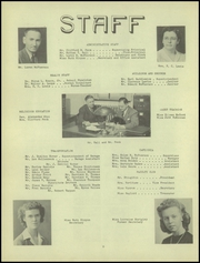 Page 10, 1945 Edition, Newark Valley Central High School - Cardinal Yearbook (Newark Valley, NY) online yearbook collection