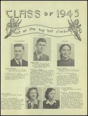 Page 11, 1945 Edition, Newark Valley Central High School - Cardinal Yearbook (Newark Valley, NY) online yearbook collection