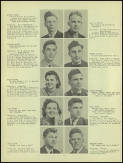 Page 12, 1945 Edition, Newark Valley Central High School - Cardinal Yearbook (Newark Valley, NY) online yearbook collection