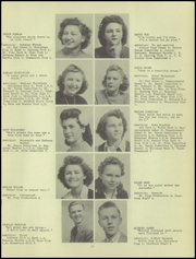 Page 13, 1945 Edition, Newark Valley Central High School - Cardinal Yearbook (Newark Valley, NY) online yearbook collection