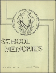 Page 3, 1945 Edition, Newark Valley Central High School - Cardinal Yearbook (Newark Valley, NY) online yearbook collection