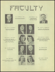 Page 7, 1945 Edition, Newark Valley Central High School - Cardinal Yearbook (Newark Valley, NY) online yearbook collection