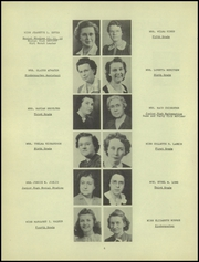 Page 8, 1945 Edition, Newark Valley Central High School - Cardinal Yearbook (Newark Valley, NY) online yearbook collection