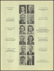 Page 9, 1945 Edition, Newark Valley Central High School - Cardinal Yearbook (Newark Valley, NY) online yearbook collection