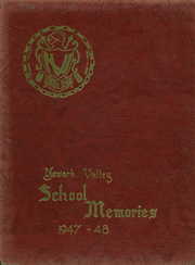1948 Edition, Newark Valley Central High School - Cardinal Yearbook (Newark Valley, NY)