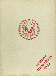 1952 Edition, Newark Valley Central High School - Cardinal Yearbook (Newark Valley, NY)