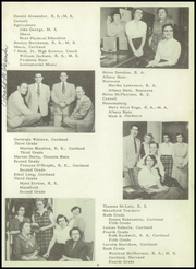Page 13, 1956 Edition, Newark Valley Central High School - Cardinal Yearbook (Newark Valley, NY) online yearbook collection