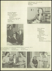 Page 14, 1956 Edition, Newark Valley Central High School - Cardinal Yearbook (Newark Valley, NY) online yearbook collection