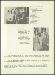 Page 15, 1956 Edition, Newark Valley Central High School - Cardinal Yearbook (Newark Valley, NY) online yearbook collection