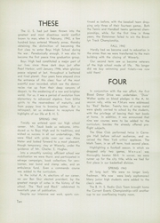Page 14, 1946 Edition, Boys High School - Red and Black Yearbook (Brooklyn, NY) online yearbook collection