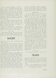 Page 15, 1946 Edition, Boys High School - Red and Black Yearbook (Brooklyn, NY) online yearbook collection