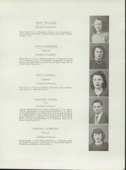 Page 17, 1947 Edition, Liberty High School - Libertas Yearbook (Liberty, NY) online yearbook collection