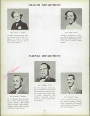 Page 14, 1958 Edition, Liberty High School - Libertas Yearbook (Liberty, NY) online yearbook collection