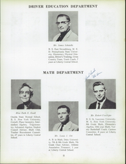 Page 15, 1958 Edition, Liberty High School - Libertas Yearbook (Liberty, NY) online yearbook collection